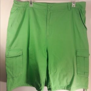 🩳Light Green (Access) Cargo Shorts 🩳